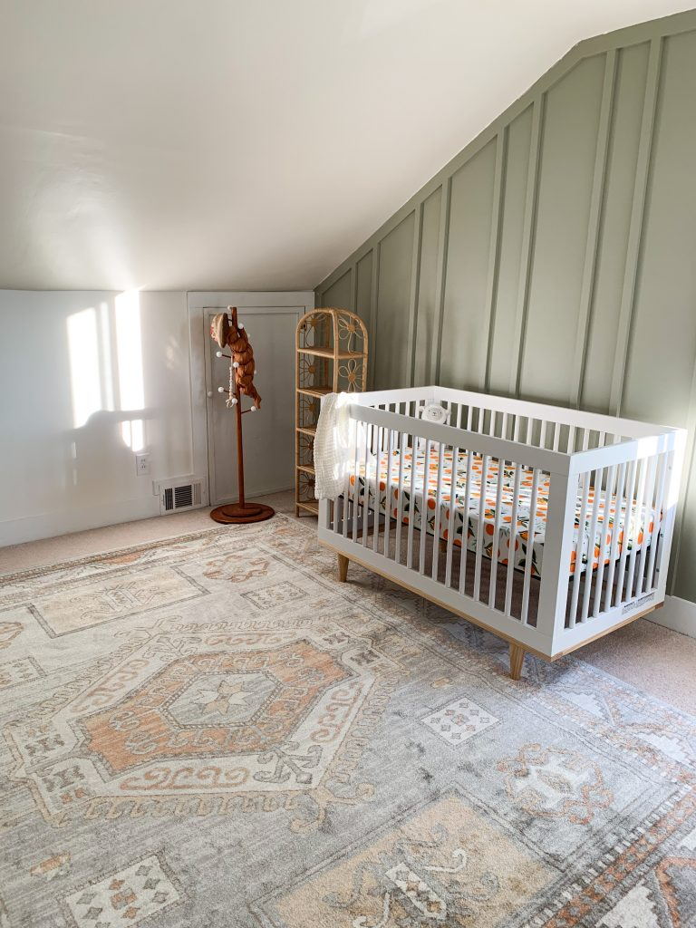 Nursery progress picture